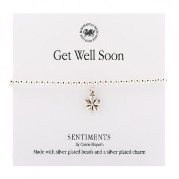 Carrie Elspeth Get Well Soon Bracelet