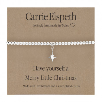 Carrie Elspeth Have Yourself A Merry Little Christmas Bracelet