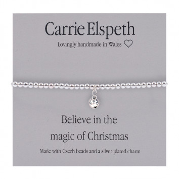 Carrie Elspeth Believe In The Magic Of Christmas Bracelet