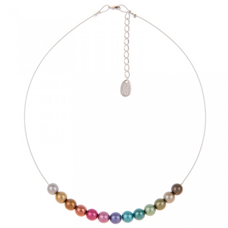 Carrie Elspeth Rainbow Harmony Links Necklace