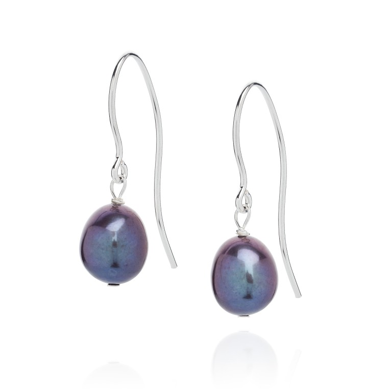 Claudia Bradby Peacock Drop Earrings