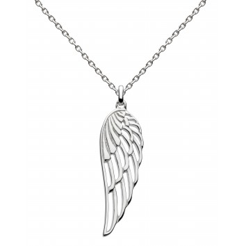 Dew Angel Wing Necklace