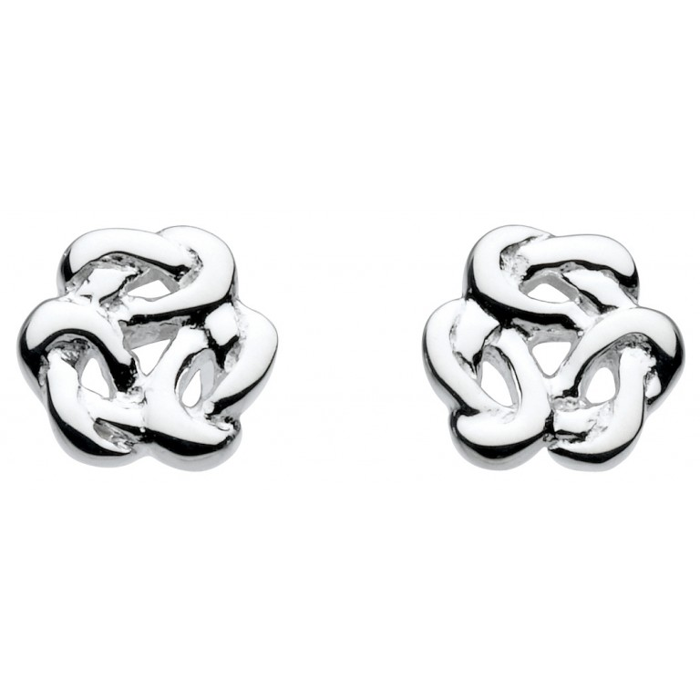 Heritage St Trio Rope Stud Earrings