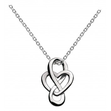 Heritage Dr Celtic Looped Heart Pendant