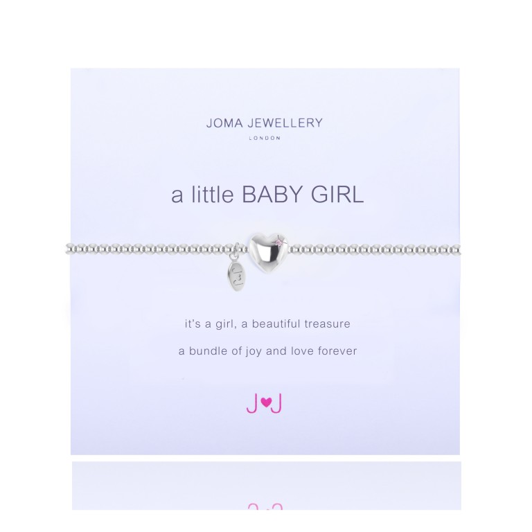Joma Jewellery A Little Baby Girl Bracelet