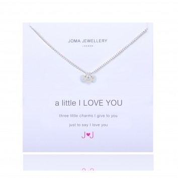 Joma Jewellery A Little I Love You Necklace