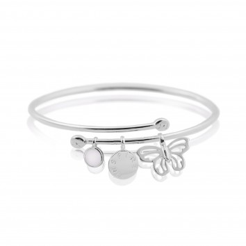 Joma Jewellery Story Bangle Inspire