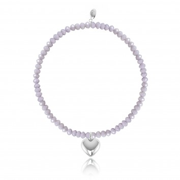 Joma Jewellery Matilda Crystal Bracelet - Light