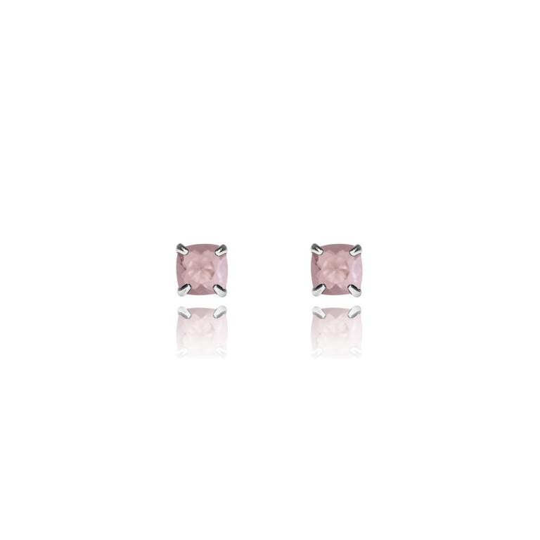 Joma Jewellery Elise Earrings Pink