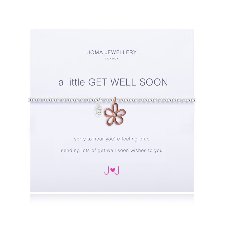 Joma Jewellery A Little Get Well Soon Bracelet