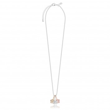 Joma Jewellery Florence Flowers Necklace