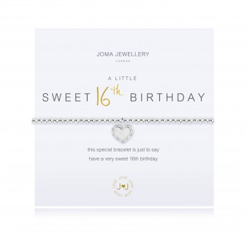 Joma Jewellery A Little Happy Sweet 16th Birthday Bracelet
