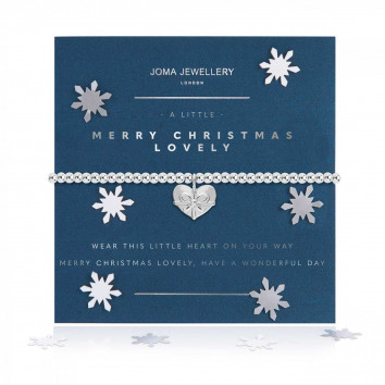 Joma Jewellery A Little Merry Christmas Lovely Bracelet