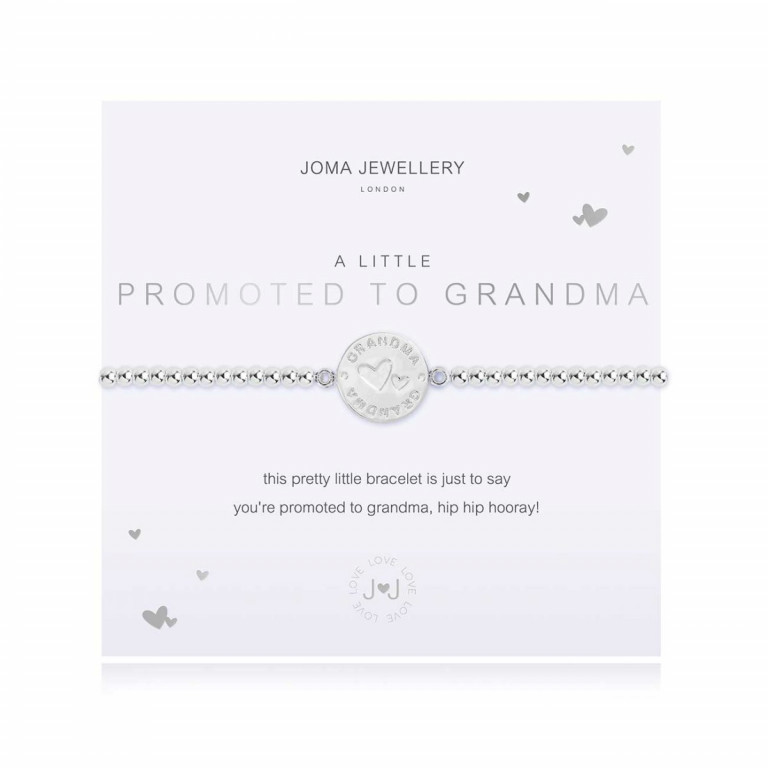 Joma Jewellery A Little Promoted To Grandma Bracelet