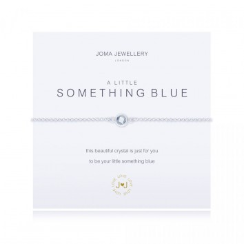 Joma Jewellery A Little Something Blue Bracelet