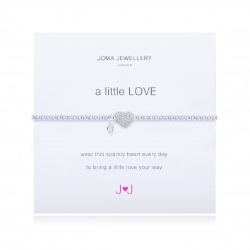 Joma Jewellery A Little Love Bracelet