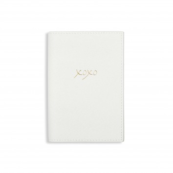 Katie Loxton XOXO Passport Holder