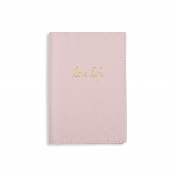 Katie Loxton Love Life Passport Holder