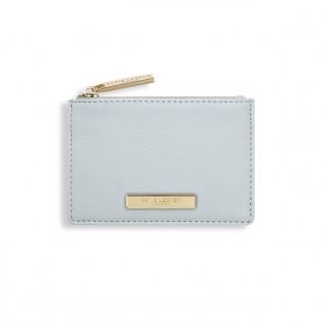 Katie Loxton Alise Card Holder Pale Blue