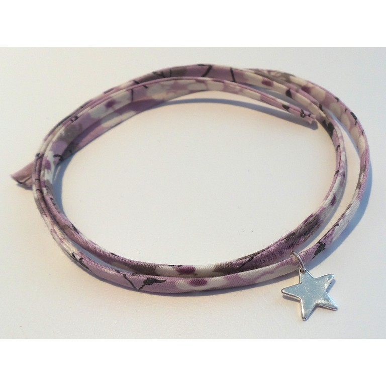 Liberty Star Wrap Bracelet