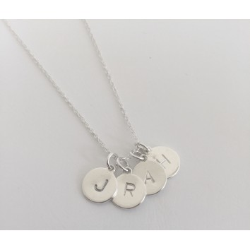 The Keepsake Mini Disc Necklace